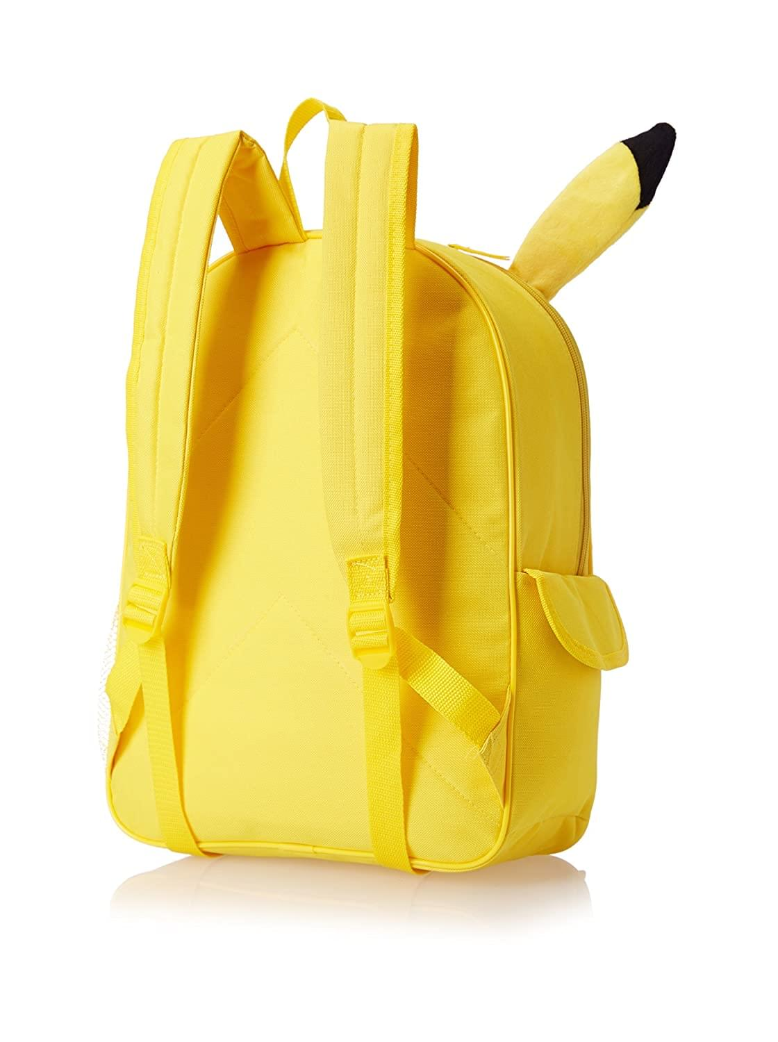 Pokemon Pikachu 3D 16 Inch Backpack