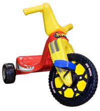 Load image into Gallery viewer, Big Wheel Junior 50th Anniversary 9 Inch Ride-On Trike | Red/Yellow