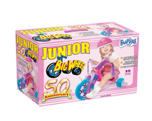 Load image into Gallery viewer, Big Wheel Junior 50th Anniversary 9 Inch Ride-On Trike | Pink