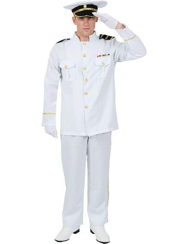 Naval Officer Adult Costume