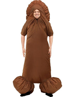 Inflatable King Ding Penis Adult Costume