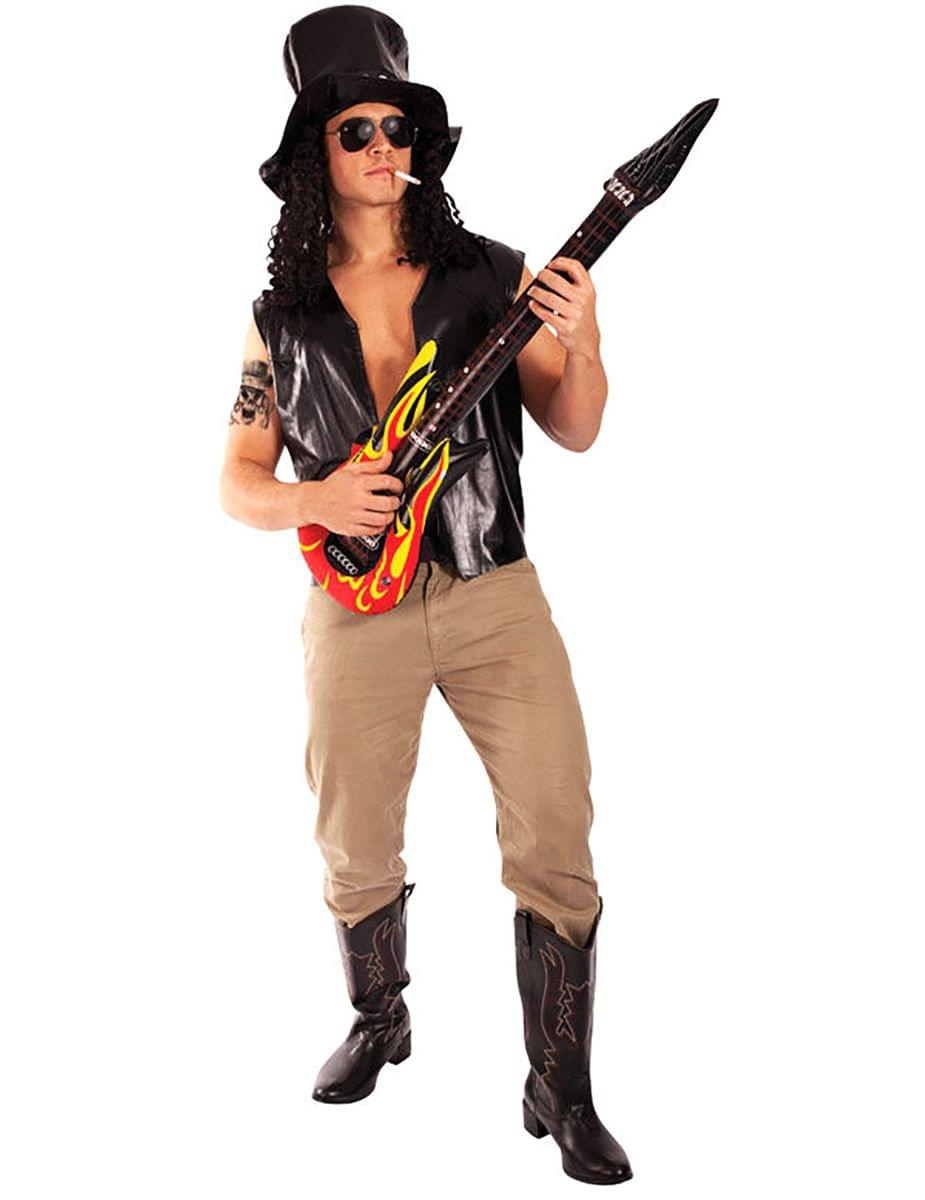 Slash Musician Adult Costume - One Size