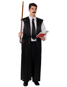 Victorian Headmaster Teacher Men's Costume - One Size