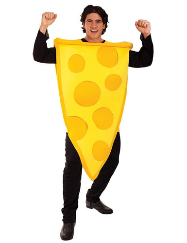 The Big Cheese Adult Pizza Slice Costume