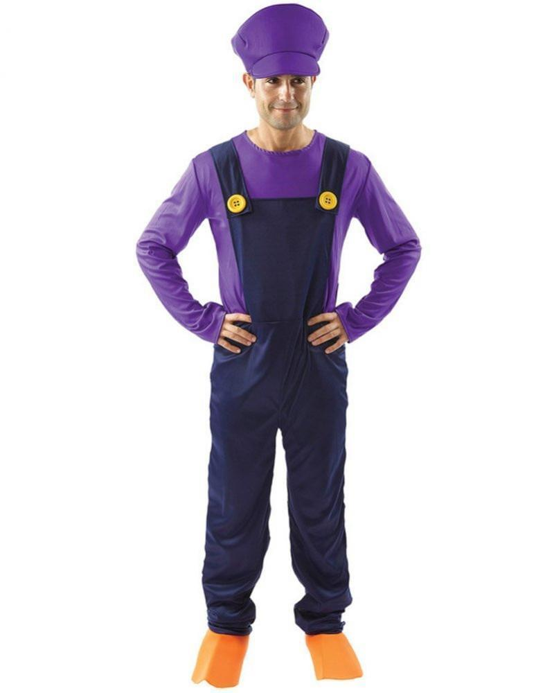 Bad Plumber's Mate Men's Costume