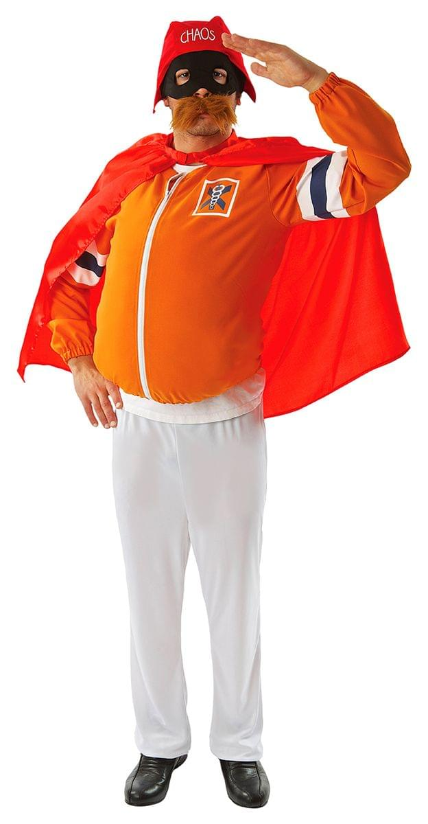 Alter-Ego Superhero Adult Costume, Standard