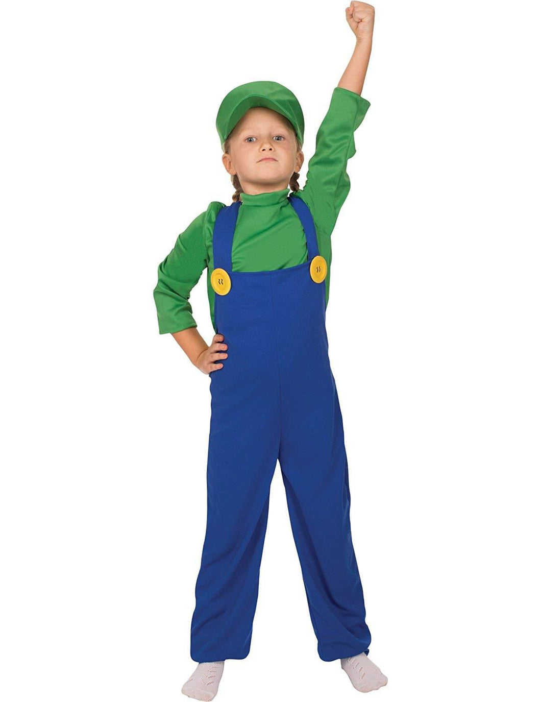 Super Plumber's Friend Child Costume