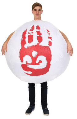 Inflatable Cast-Away Companion Adult Costume