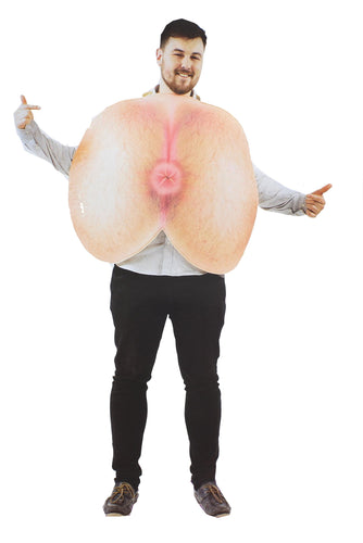 Butt Adult Unisex Costume | One Size
