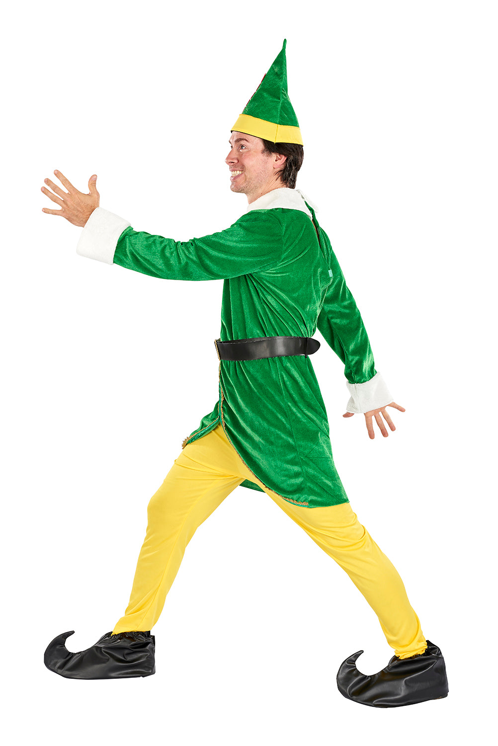 New York Elf Costume