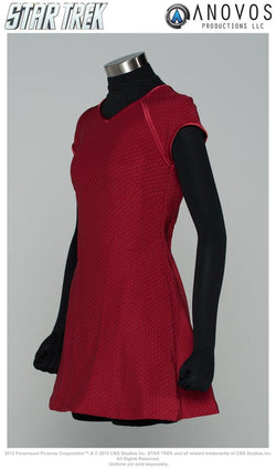 Star Trek The Movie Uniform Adult: Uhura Red Dress