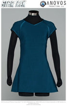 Load image into Gallery viewer, Star Trek The Movie Uniform Adult: Sciences Blue Dress
