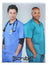 Scrubs JD & Turk 2.5 x 3.5 Inch Photo Magnet
