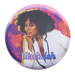 Black-ish Rainbow Johnson 1.25 Inch Collectible Button Pin