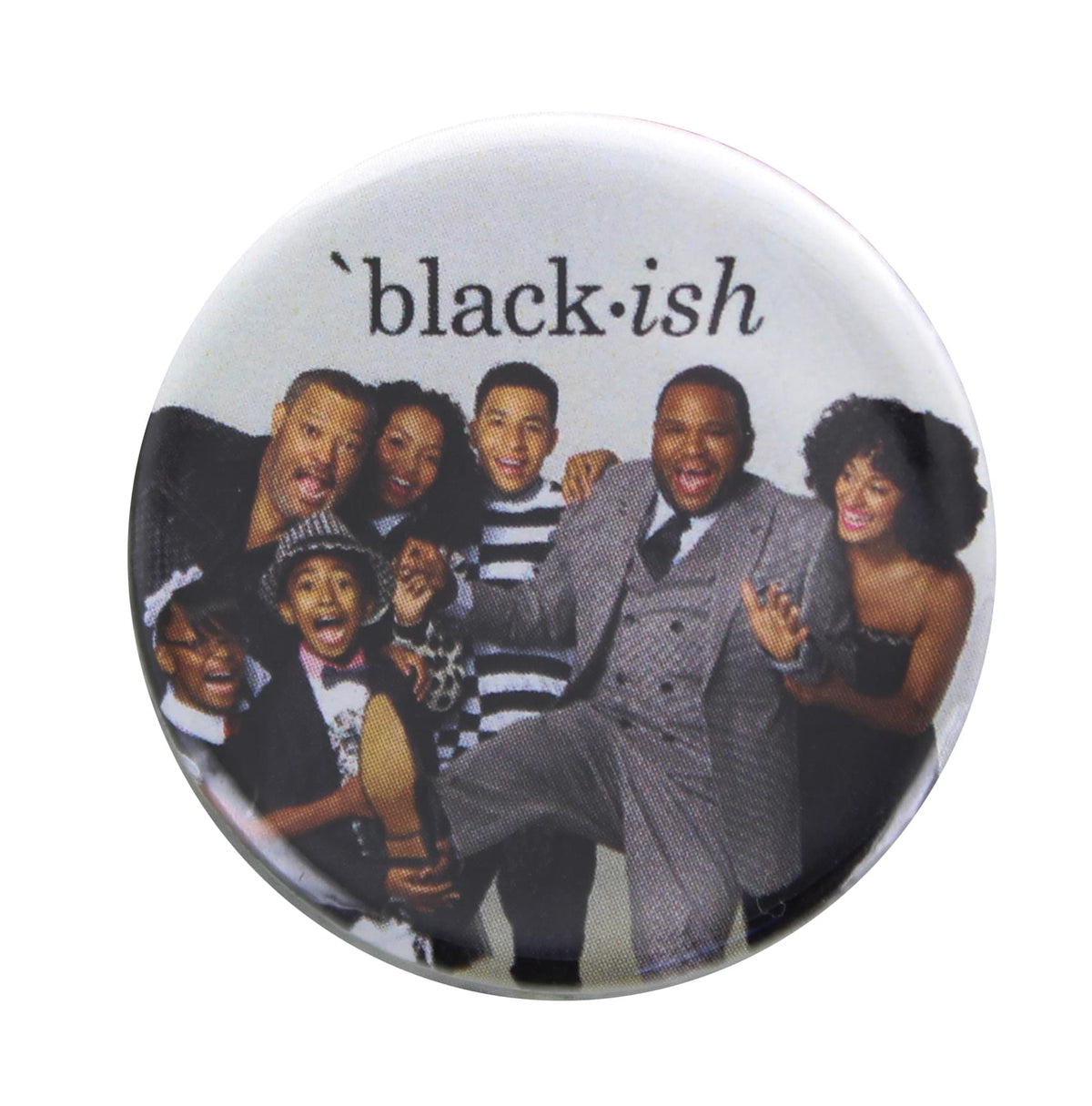 Black-ish Family 1.25 Inch Collectible Button Pin