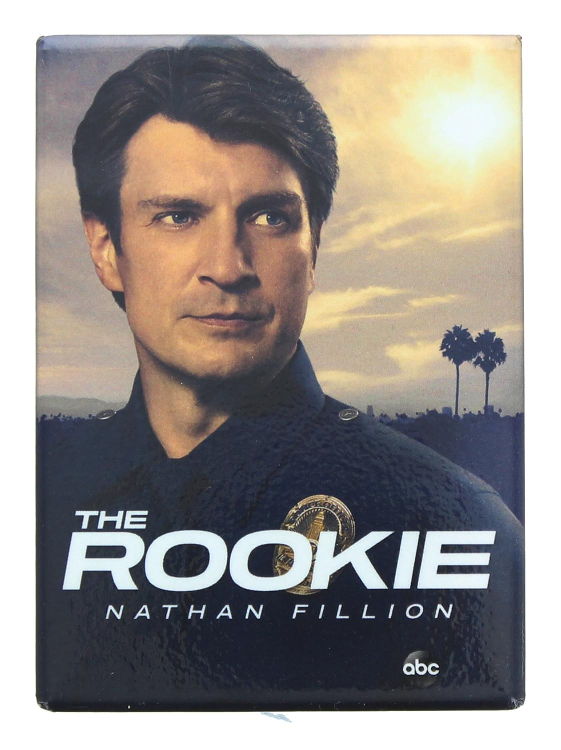 The Rookie Poster 2.5 x 3.5 Inch Magnet