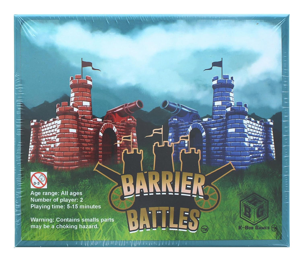 Barrier Battles Strategy Game