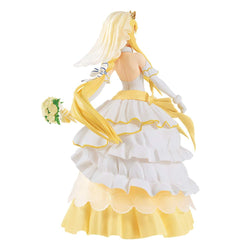 Sword Art Online Code Register Banpresto EXQ Figure - Alice Wedding Ver.