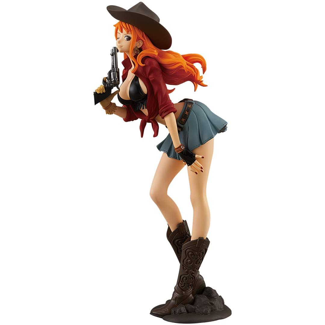 One Piece Treasure Cruise World Journey Vol.1 Banpresto Figure - Nami