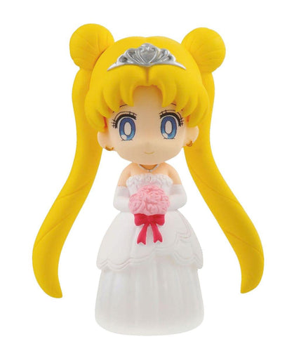 Sailor Moon Sparkle Dress Collection Sailor Moon Figure