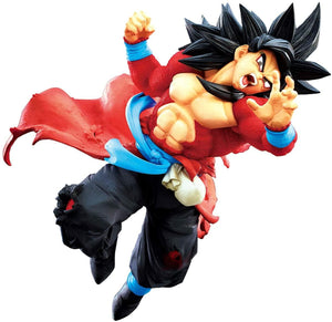 Super Dragon Ball Heroes Banpresto Figure | Super Saiyan 4 Son Xeno Goku