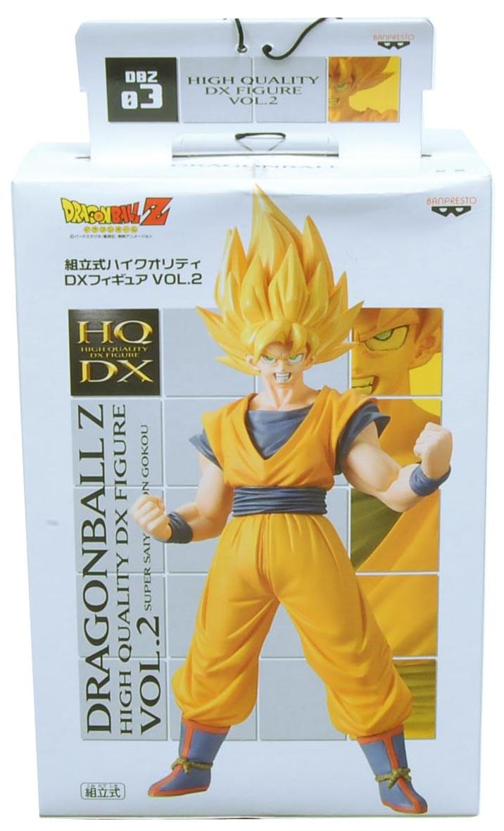 Dragon Ball Z DX Super Saiyan Son Gokou Volume 2 Figure 03
