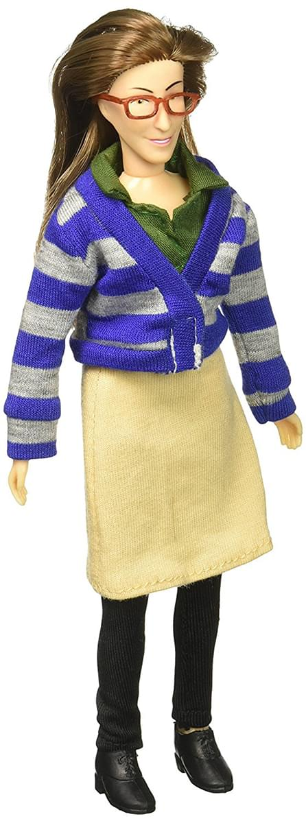 "Big Bang Theory Amy Farrah Fowler Retro Clothed 8"" Action Figure"