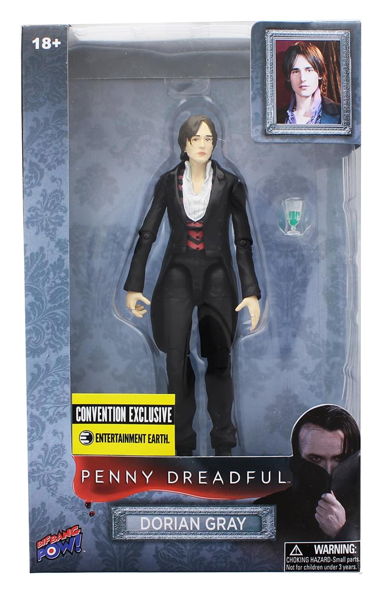 "Penny Dreadful Dorian Gray (Convention Exclusive) 6"" Action Figure"