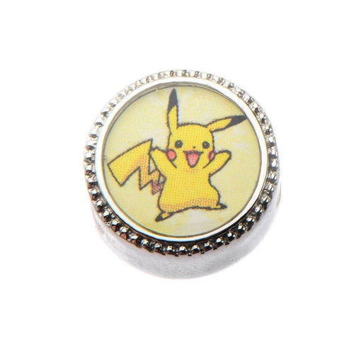 Pokemon Pikachu Bead Slider Charm