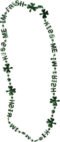 Kiss Me Im Irish Beads