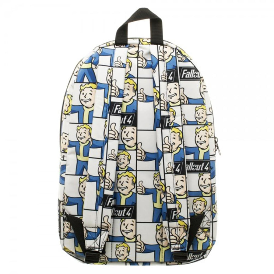 Fallout Vault Boy Thumbs Up Backpack