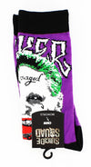 Suicide Squad The Joker Men's Crew Socks