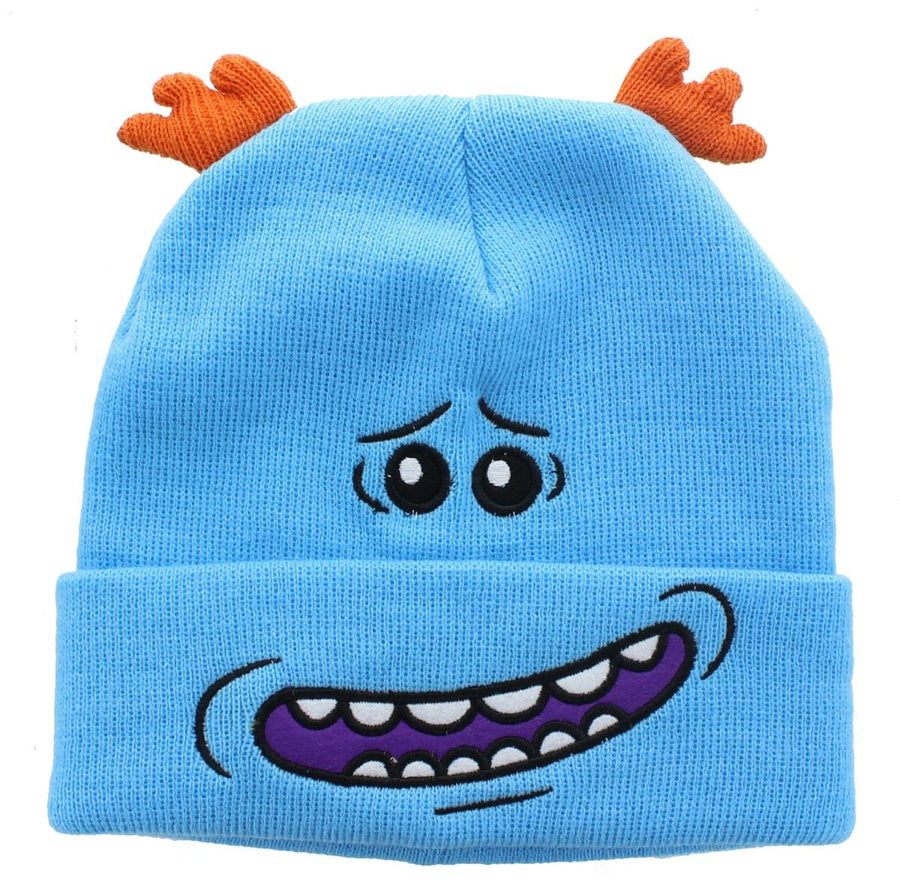 Rick and Morty LookSee Box with Embroidered Beanie, Exclusive Pin & More