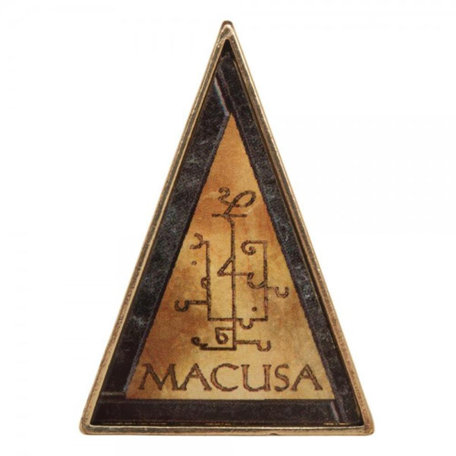 02a4bf0aa3e Fantastic Beasts And Where To Find Them M.A.C.U.S.A. Lapel Pin