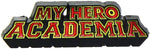 My Hero Academia Logo Enamel Collector Pin