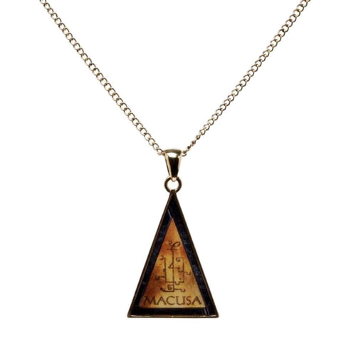 Fantastic Beasts And Where To Find Them M.A.C.U.S.A. Necklace