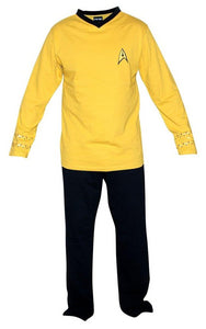 Star Trek Men's Gold Union Suit