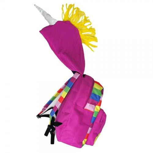 Adventure Time Raincorn Hooded Backpack