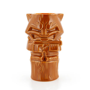 Geeki Tikis Marvel Guardians Of The Galaxy: Rocket Tiki Mug | Holds 16 Ounces