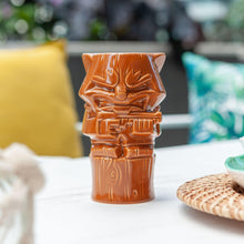 Load image into Gallery viewer, Geeki Tikis Marvel Guardians Of The Galaxy: Rocket Tiki Mug | Holds 16 Ounces
