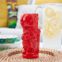 Load image into Gallery viewer, Geeki Tikis Popeye's Olive Oyl Mug | Ceramic Tiki Style Cup | Holds 14 Ounces