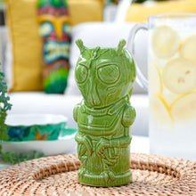 Load image into Gallery viewer, Geeki Tikis Rick & Morty Krombopulos Michael Tiki Style Mug | Holds 16 Ounces