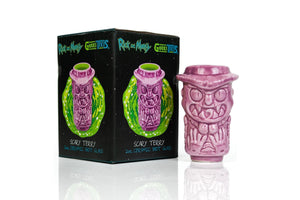 Rick and Morty Scary Terry 2oz Geeki Tiki Mini Muglet