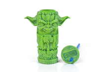 Load image into Gallery viewer, Star Wars Yoda 17oz Geeki Tiki Plastic Tumbler