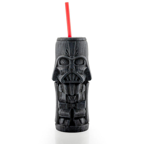 Geeki Tikis Star Wars Darth Vader Tumbler | Tiki Style Cup | Holds 19 Ounces