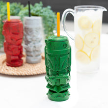 Load image into Gallery viewer, Geeki Tikis Star Wars Boba Fett Tumbler | Tiki Style Cup | Holds 21 Ounces