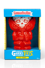 Load image into Gallery viewer, Geeki Tikis Garbage Pail Kids GPK Bony Tony Mug Ceramic Tiki Style Cup 22 Ounces | Set Includes Trading Card