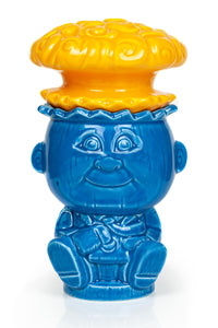 Geeki Tikis Garbage Pail Kids GPK Adam Bomb Mug Ceramic Tiki Style Cup 20 Ounces | Set Includes Trading Card