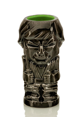 Geeki Tikis Star Wars Luke Skywalker | Ceramic Tiki Style Mug | Holds 19 Ounces
