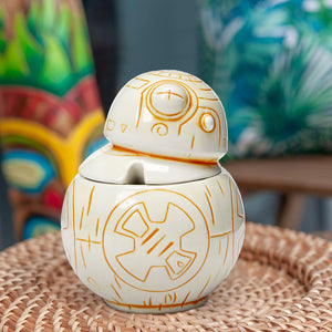 Geeki Tikis Star Wars BB-8 Mug | Ceramic Tiki Style Cup | Holds 20 Ounces
